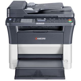 Kyocera Ecosys FS-1320MFP S/W Laser Drucken/Scannen/Kopieren/Faxen