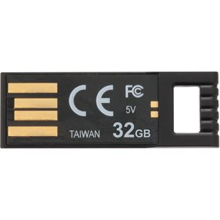 32 GB Kingston DataTraveler SE7 schwarz USB 2.0