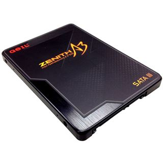 "60GB GeIL Zenith A3 2.5"" (6.4cm) SATA 6Gb/s MLC (GZ25A3-60G)"