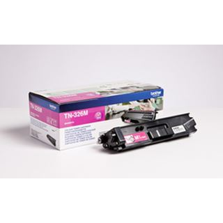 Brother Toner TN-326M Magenta (ca. 3500 Seiten)
