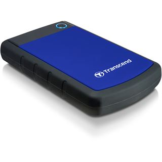 "2000GB Transcend StoreJet 25H3 TS2TSJ25H3B 2.5"" (6.4cm) USB 3.0"