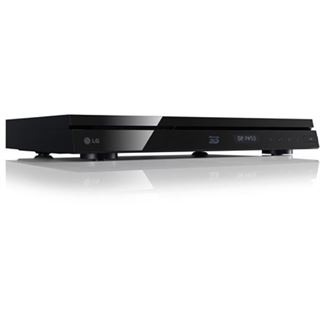 LG Electronics BW 3D Bluray-Player,DVB-T/-C 320GB-HDD,sw HR923C