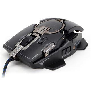 Zalman ZM-GM4 Knossos USB schwarz (kabelgebunden)