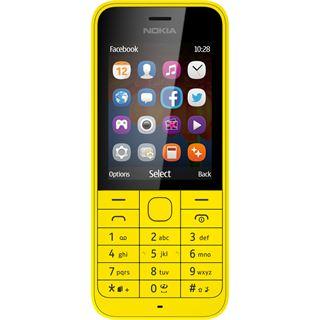 Nokia 220 Dual-SIM gelb