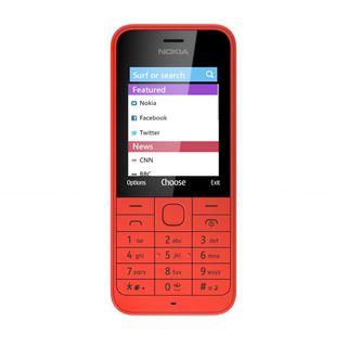 Nokia 220 rot