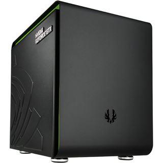 BitFenix Phenom NVIDIA Edition Mini Tower ohne Netzteil schwarz