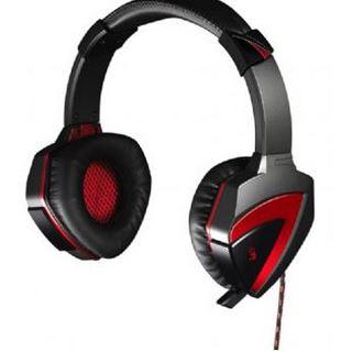 A4tech G501 Bloody Gaming Headset schwarz/rot