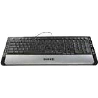 Terra 5500 USB Arabisch/Französisch schwarz/grau (kabelgebunden)