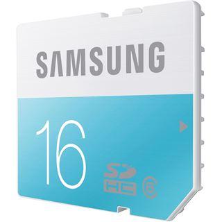 16 GB Samsung Standard SDHC Class 6 Retail