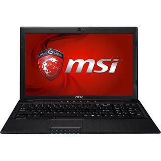 "Notebook 15.6"" (39,62cm) MSI GP60-2PEi585"