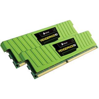 8GB Corsair Vengeance Low Profile grün DDR3-2133 DIMM CL11 Dual