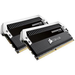 8GB Corsair Dominator Platinum Series DDR3-1600 DIMM CL7 Dual Kit