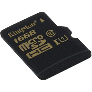 16 GB Kingston SDCA10 UHS-I microSDHC Class 10 Retail