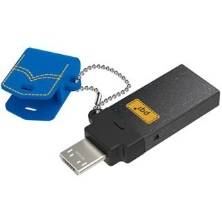 8 GB PQI Connect 301 blau USB 3.0