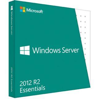 Microsoft WIN SVR ESSENTIALS 2012 R2 D