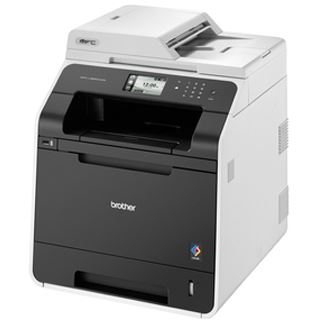 Brother MFC-L8650CDW Farblaser Drucken/Scannen/Kopieren/Faxen LAN/USB