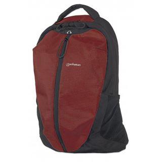 "Manhattan NB Rucksack Airpack bis 15,6"" (39,62cm) rot"