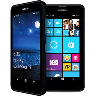 Nokia Lumia 635 8 GB schwarz