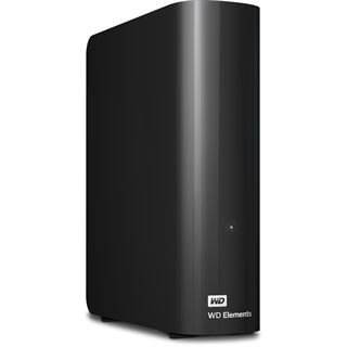 "4000GB WD Elements Desktop WDBWLG0040HBK-EESN 3.5"" (8.9cm) USB"