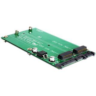 Delock Dual MacBook Air SSD Adapter für SATA 3.0 (62494)
