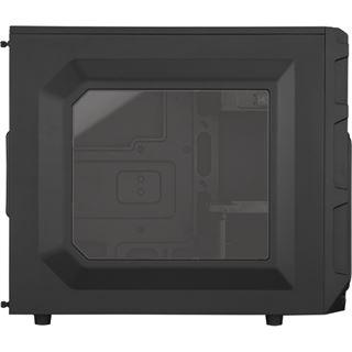 Corsair Carbide SPEC-03 LED rot mit Sichtfenster Midi Tower ohne
