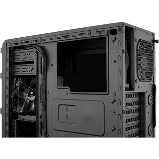 Corsair Carbide SPEC-03 mit Sichtfenster Midi Tower ohne Netzteil schwarz
