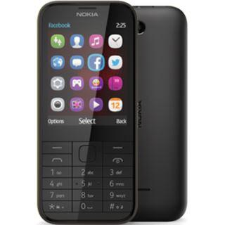 Nokia 225 Dual SIM schwarz