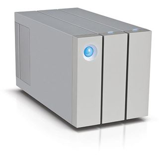 "6000GB LaCie 2big Thunderbolt 2 9000437EK 3.5"" (8.9cm) 2x"