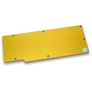 EK Water Blocks FC780 GTX Ti gold Backplate für GeForce GTX