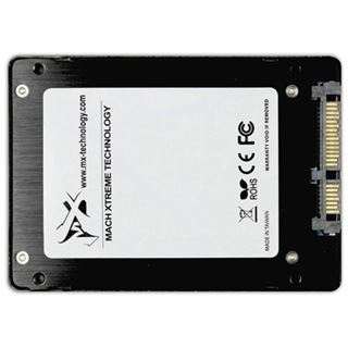 "60GB Mach Xtreme Technology MX-DS FUSION ULTRA 2.5"" (6.4cm) SATA 6Gb/s MLC (MXSSD3MDSFU-60G)"