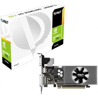 1GB Palit GeForce GT 730 Aktiv PCIe 2.0 x16 (Retail)