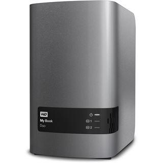 """4000GB WD My Book Duo WDBLWE0040JCH-EESN 3.5"""" (8.9cm) USB 3.0"""