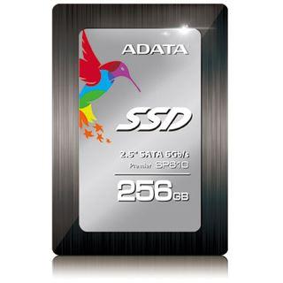 """256GB ADATA Premier SP610 2.5"""" (6.4cm) SATA 6Gb/s MLC synchron"""