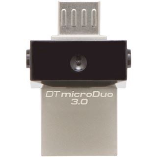 32 GB Kingston DataTraveler microDuo schwarz USB 3.0