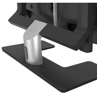 Dell MDS14 Dual Ständer schwarz/silber