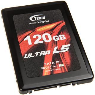 "120GB TeamGroup Ultra L5 2.5"" (6.4cm) SATA 6Gb/s MLC"