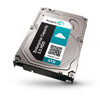 6000GB Seagate Enterprise Capacity 3.5 HDD ST6000NM0054 128MB