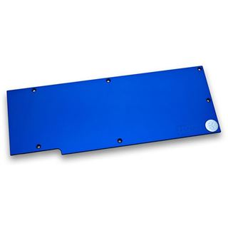 EK Water Blocks blaue Backplate für EK-FC780 GTX Ti (3831109868898)