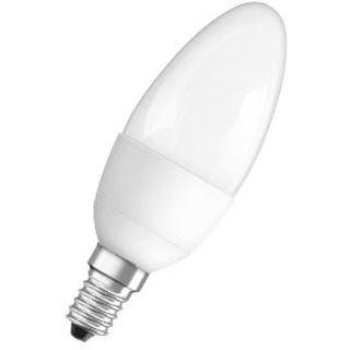 Osram LED Superstar Classic B40 ADV 6W/827 FR Matt E14 A+