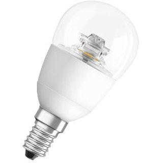 Osram LED Star Classic P 40 6W/827 CS Klar E14 A+