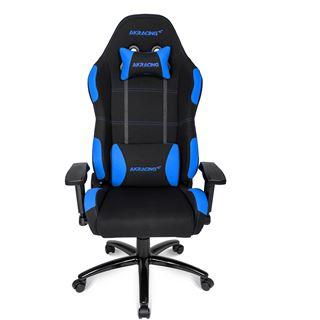 AKRacing Gaming Chair - schwarz/blau