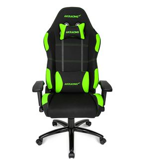 AKRacing Gaming Chair - schwarz/grün