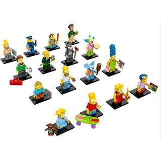 LEGO Minifiguren Serie 13 - The Simpsons (71005)