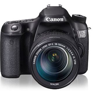 Canon EOS 70D KIT 18-55IS STM