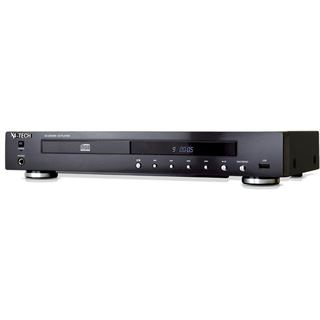 X4-Tech CD-Player CD-2000ME black