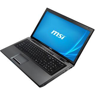 """Notebook 17.3"""" (43,94cm) MSI CX70-2PFi781W7"""