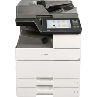Lexmark MX912de S/W Laser Drucken/Scannen/Kopieren/Faxen Cardreader/LAN/USB 2.0