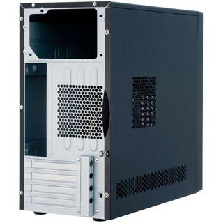 Chieftec Uni BD-02B-U3-B8 Mini Tower 350 Watt schwarz