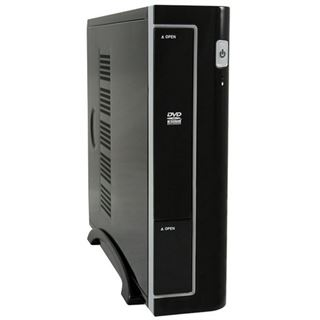 LC-Power LC-1370BII Mini-ITX 90 Watt schwarz