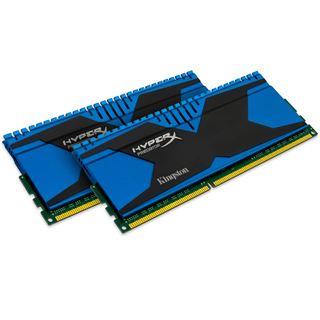 8GB HyperX Predator T2 DDR3-1866 DIMM CL9 Dual Kit